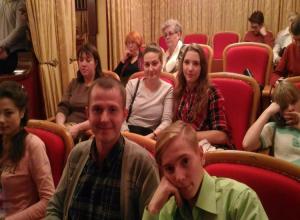 Воспитанник Петроввальского социально-реабилитационного центра победил во Всероссийском конкурсе и  побывал на Кремлевской елке