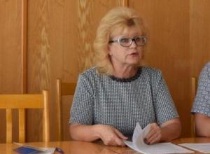 На медиапространстве Камышина обсуждается фраза заместителя главы администрации города Валентины Бариновой  как объявление чиновницей о своей отставке
