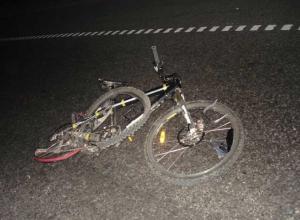 В Камышине насмерть сбили пенсионера на  велосипеде