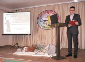 Пономарь Никольского собора стал финалистом конкурса «Ученик года — 2018» в Камышине