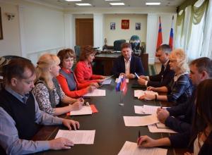 Камышин начал подготовку к Фестивалю театров малых городов России