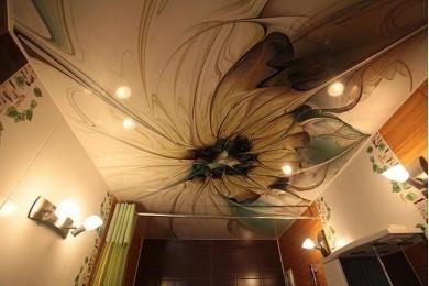 Хочешь красивый потолок? Заходи в справочник