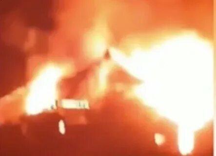 Сгорели заживо: стали известны подробности пожара под Камышином