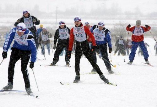 Участники «Лыжни России» вИркутской области ощутят  себя гонщиками мирового уровня