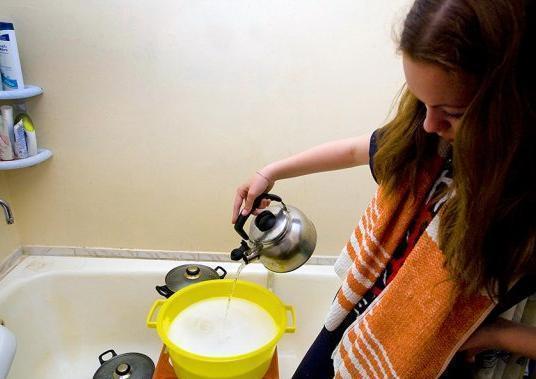 Администрация Камышина указала в распоряжении, когда она вернет отключенную горячую воду