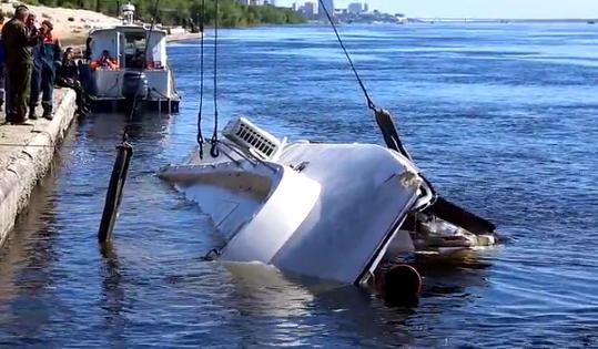 Следственный комитет сделал вывод, что из-за алкогольного опьянения капитана катамаран не отреагировал на сигналы баржи перед крушением в Волгограде