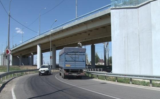 Почему пополз по швам путепровод, построенный к Чемпионату мира у Волгоградского аэропорта
