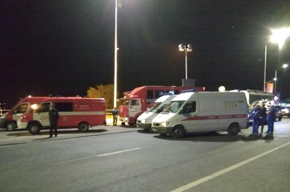 Трагическое ЧП в Волгограде: частный катамаран врезался на Волге ночью в баржу, погибли 10 человек
