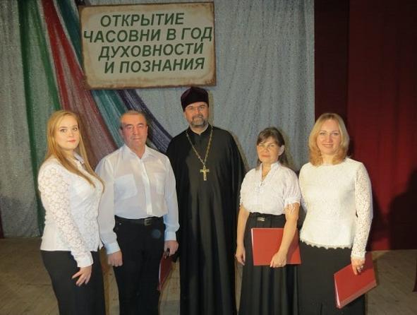 Певчие Никольского собора Камышина выступили в психиатрической больнице села Дворянское