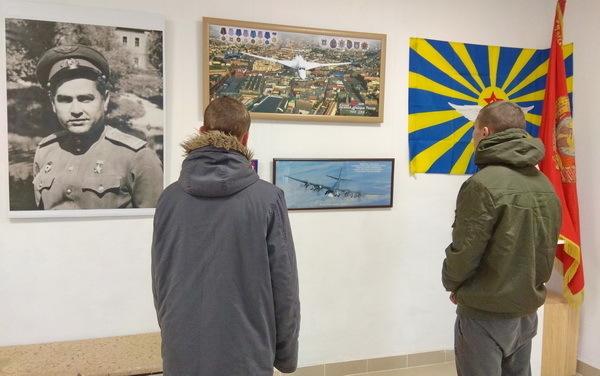 В качестве поощрения воспитанники камышинской вк, посетили музей