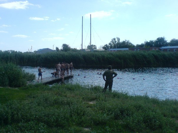 Военнослужащий утонул в реке в Прудбое по дороге в магазин, - «Блокнот Волгограда»