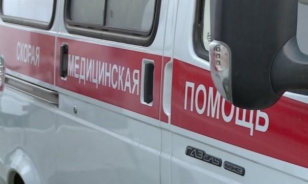 На трассе Камышин - Волгоград молодого водителя раздавили во время контроля буксировки, он в больнице