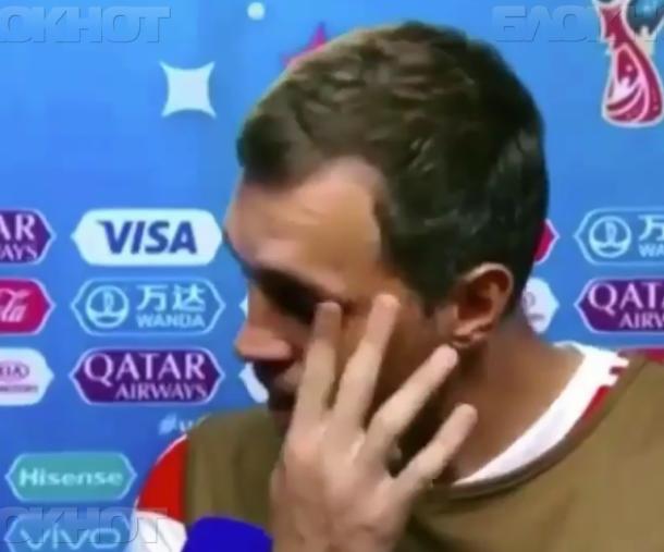 Дзюба расплакался после проигрыша России в Сочи, - «Блокнот Краснодара»