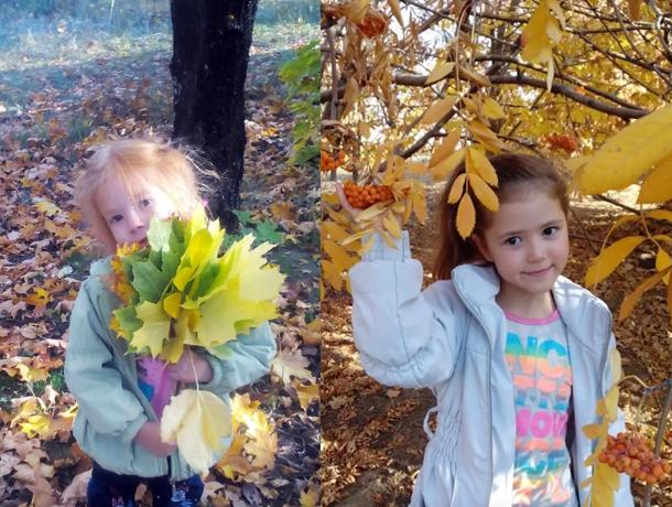 Вероника и Ева в конкурсе «Детки - конфетки»