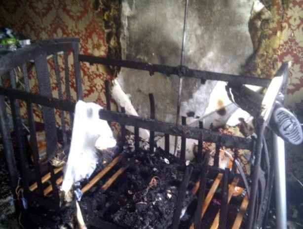 Сгоревшие дети под Волжским находились в доме одни - «Блокнот Волжского»