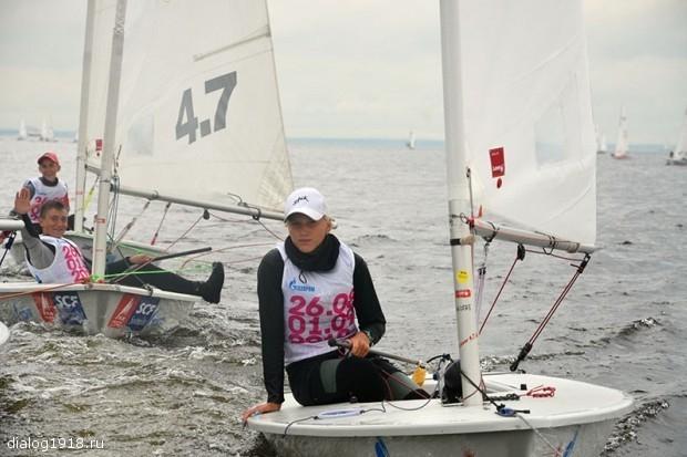 Камышанка Ангелина Ломакина завоевала медаль российского первенства