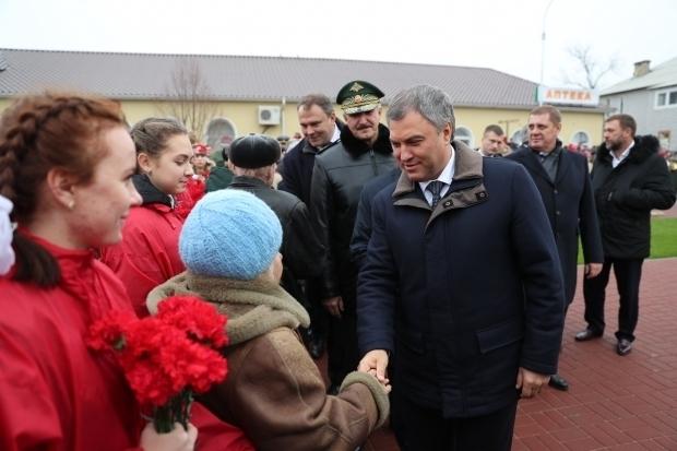 В Волгоград прилетает спикер Госдумы Вячеслав Володин