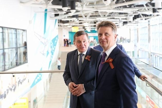 Максим Соколов осмотрит вВолгограде аэропорт ивокзал