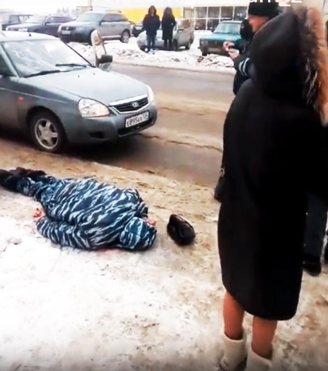 Сбитый в Камышине  на улице Маресьева мужчина жив