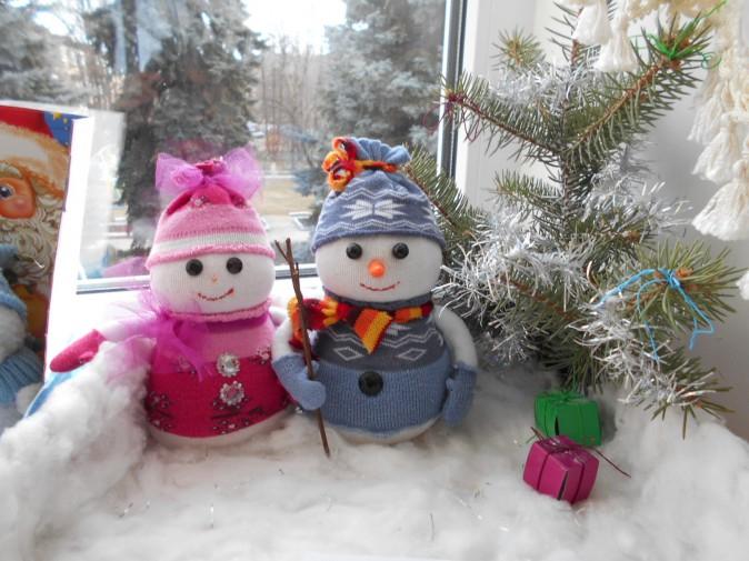 В Камышине пройдет городской семейный конкурс «Парад снеговиков»