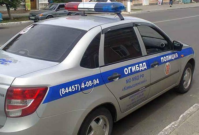 В Камышине нетрезвый водитель вылетел с дороги недалеко от кранового завода - и ничего!