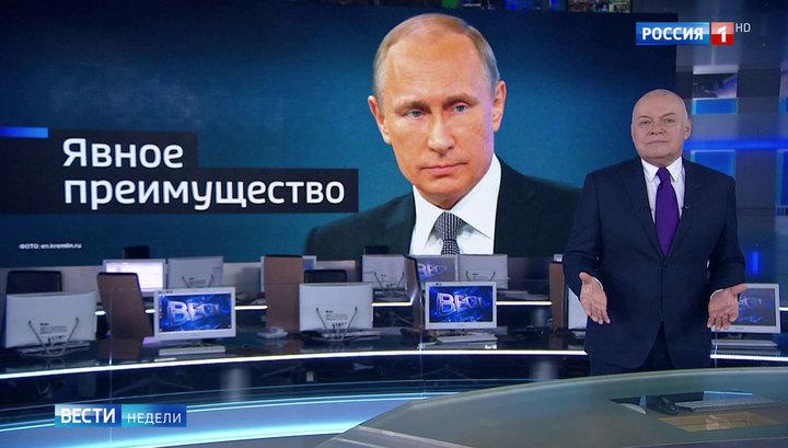 Неменее 50% граждан России могут назвать только половину претендентов впрезиденты
