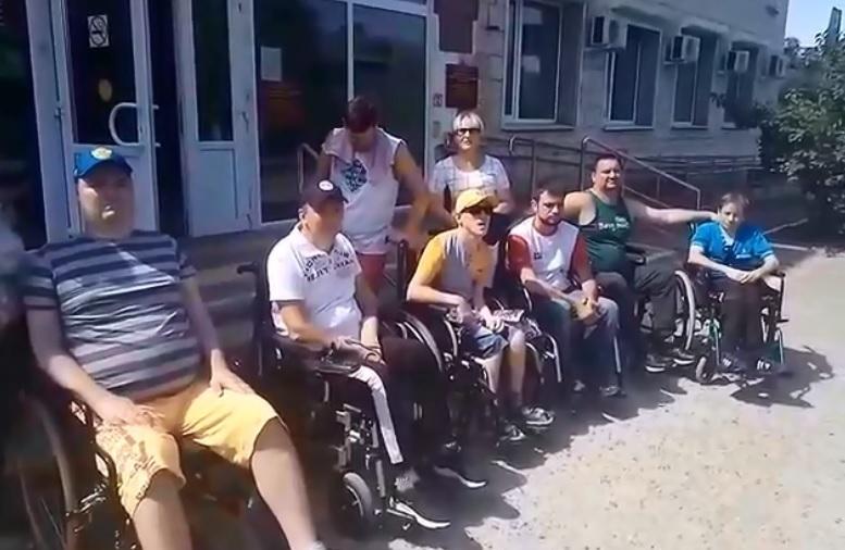 Инвалиды Камышина заявили о дискриминации, - портал V1.RU