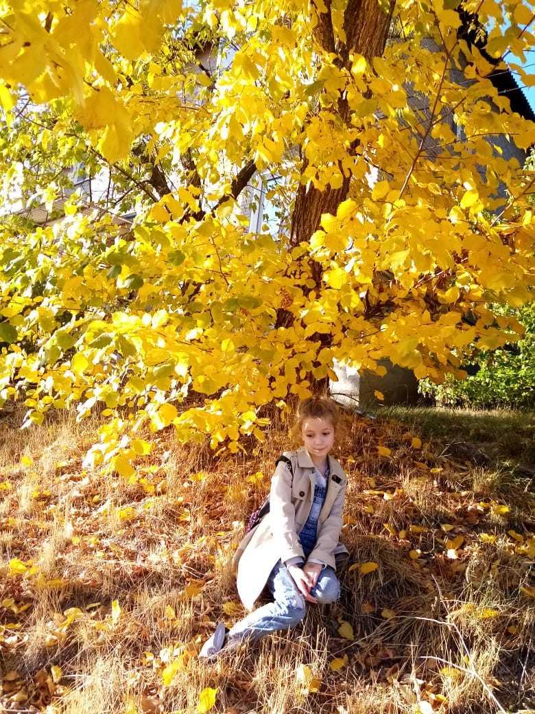 Конкурс «Блокнота Камышина» «Детская осень»: «Прекрасное тепло-осеннее утро»