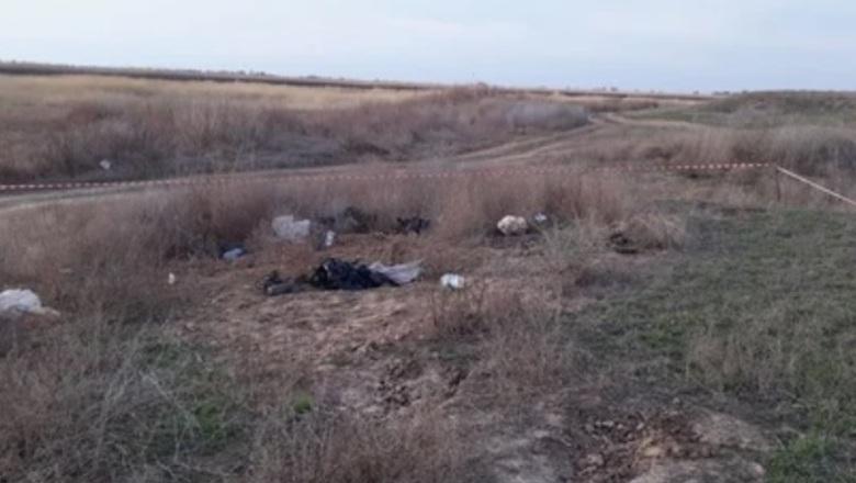 Таксиста-частника зверски убили, а его машину сожгли
