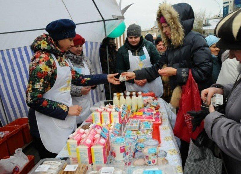 Администрация Камышина приглашает камышан на ярмарку за выгодными покупками