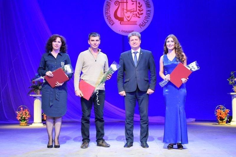 На конференции работников культуры глава Камышина Станислав Зинченко заявил о строительстве в городе нового причала как «нашей давней мечты»