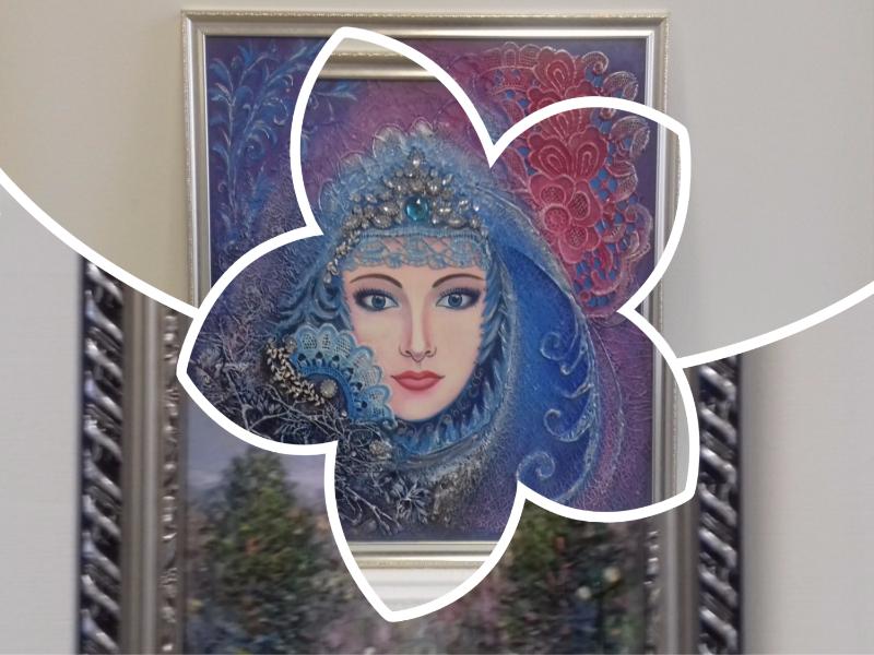 Художественная галерея Камышина приглашает посетить выставки, посвященные Новому году и Рождеству