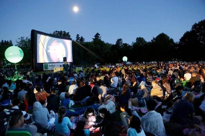 18 августа камышан зовут на набережную посмотреть кино под открытым небом