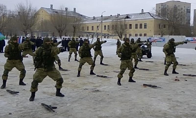 ВТамбове вчесть крупного лыжного перехода десантники устроят показательные выступления