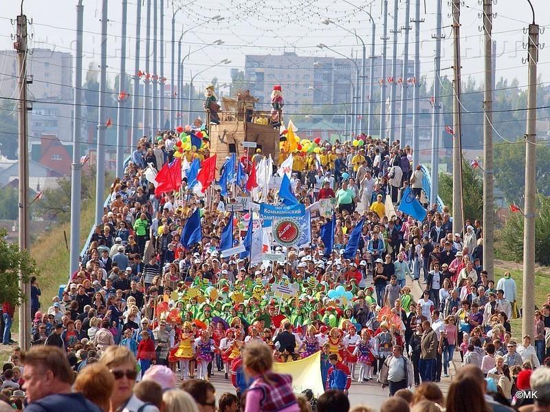 На сайте администрации Камышина появилось заблаговременное обращение Межмуниципального отдела МВД ко всем участникам Арбузного фестиваля