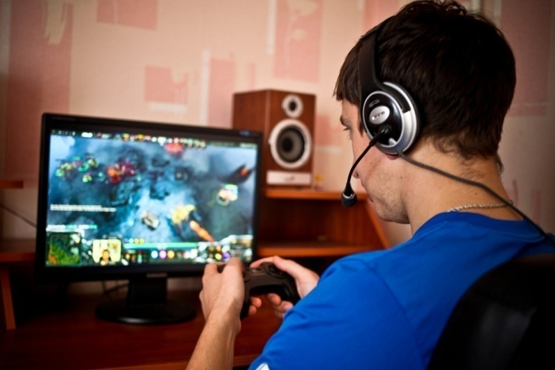 Компьютерные игры могут быть небезопасными для мозга— Ученые