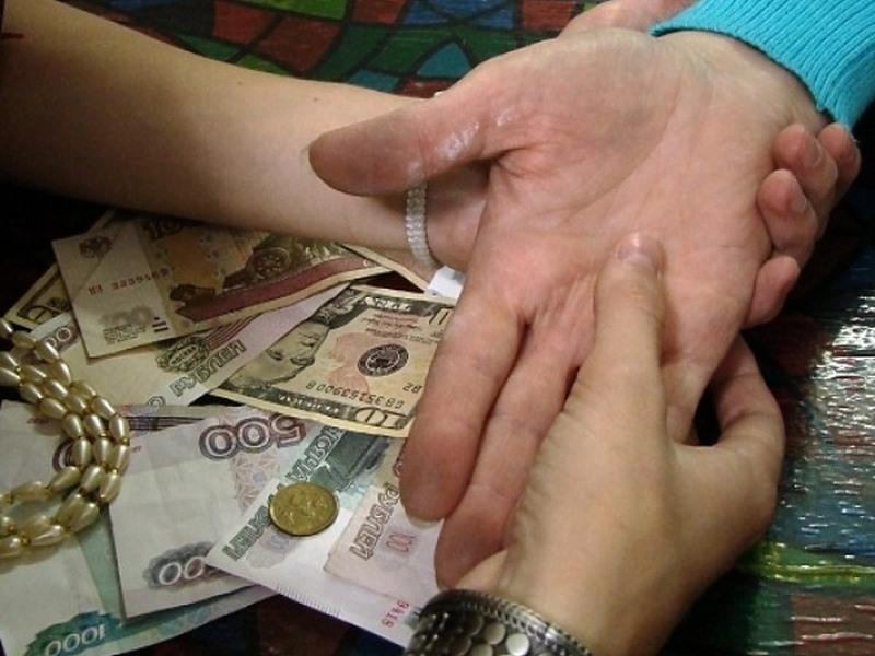 Ярославна отдала мошеннице 160 000 руб. заснятие порчи