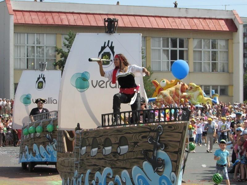 Арбузный фестиваль в Камышине вошел в ТОП-200 лучших событий России