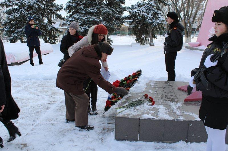 ВВеликом Новгороде прошёл митинг коДню неизвестного бойца