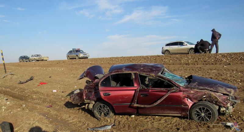 22-летняя девушка за рулем вылетела с трассы и убила пассажира