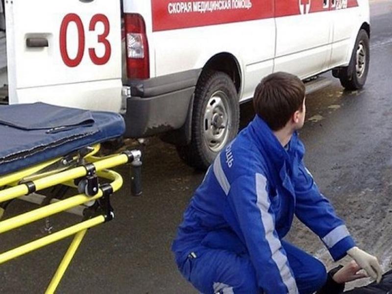 В Камышине Москвичи сбивают пенсионерок