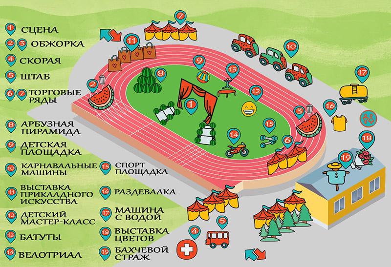 Наконец-то администрация Камышина заменила «поросячье» арбузное мочилово на другую «фишку» праздника - гонки