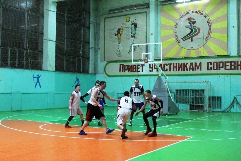 Открытое Первенство городского округа – город Камышин по баскетболу