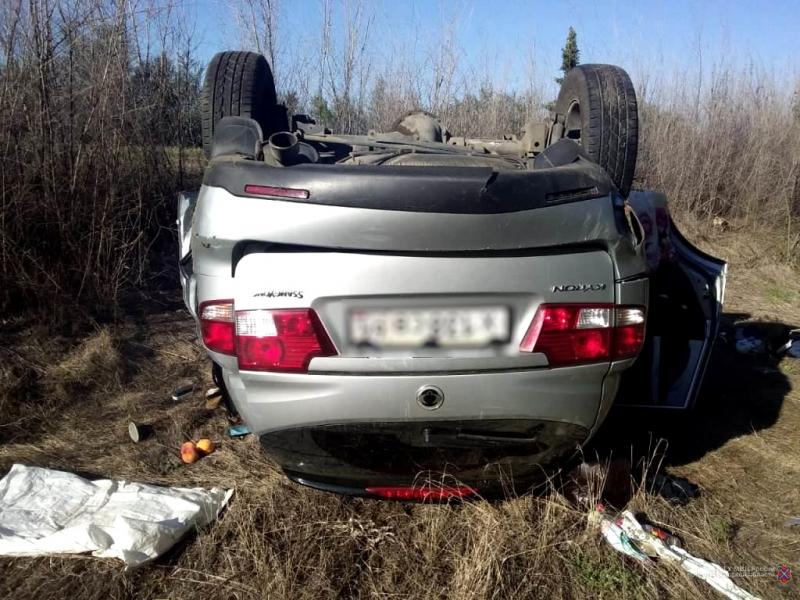 13-е число стало «черным» для пенсионерки и мальчика, которых на скорости перевернул в иномарке водитель из Саратова