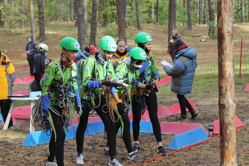 Камышинские спортсмены успешно выступили в «Гонках четырех»