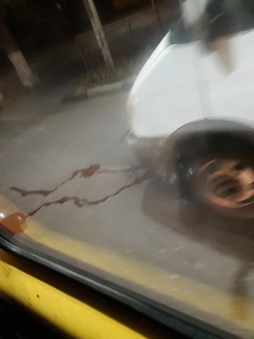 Ручьи крови сбитого в Камышине пешехода оказались фейком