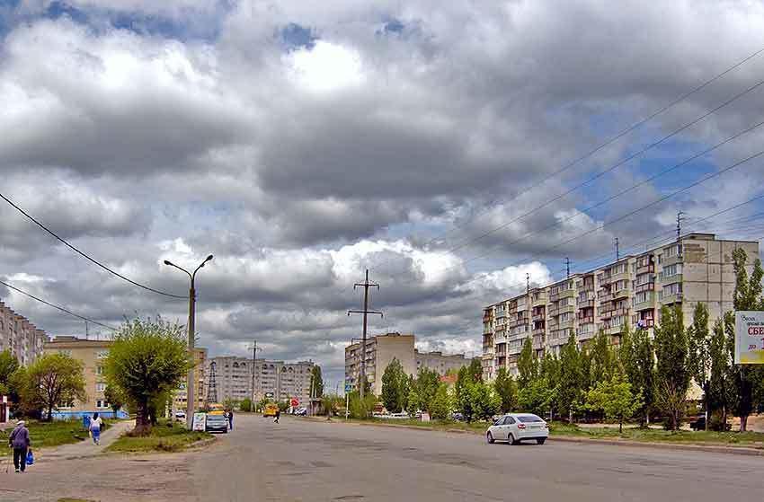 24 июня в Камышине водитель сбежал с места ДТП на улице Базарова