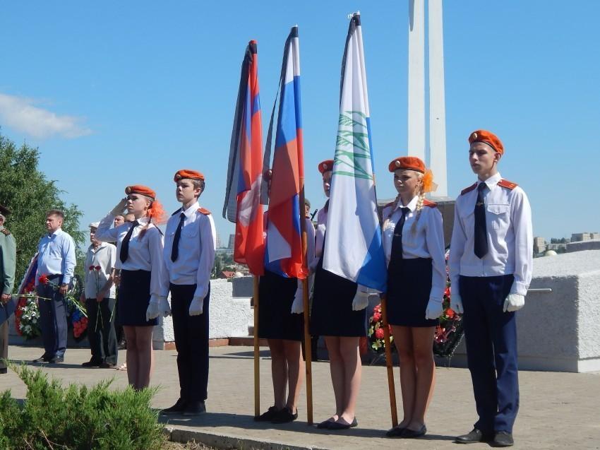 Власти Камышина куда-то задевали Знамя Победы