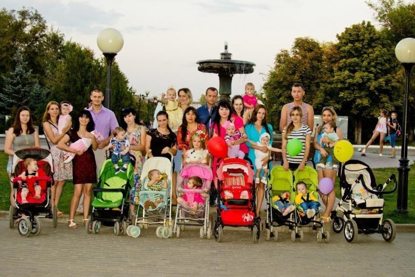 Конкурсы для молодых мам и пап