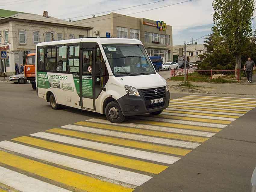 В двух муниципальных автобусах Камышина установили камеры видеонаблюдения